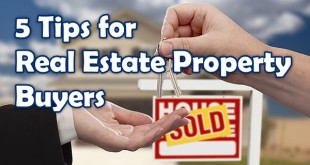 5 Tips for Real Estate Property Buyers