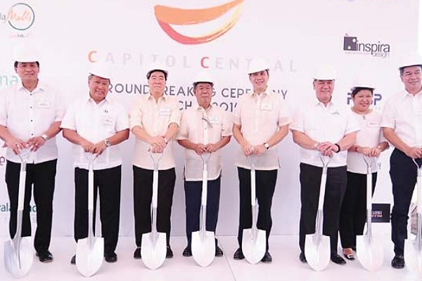 Amaia Steps launches Capitol Central in Bacolod